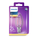 Bec LED Classic Philips 25W E14 WW ST35 CL ND RF 1BC