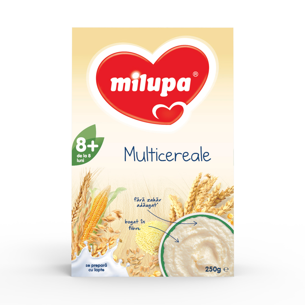 Milupa Multicereale, 250g