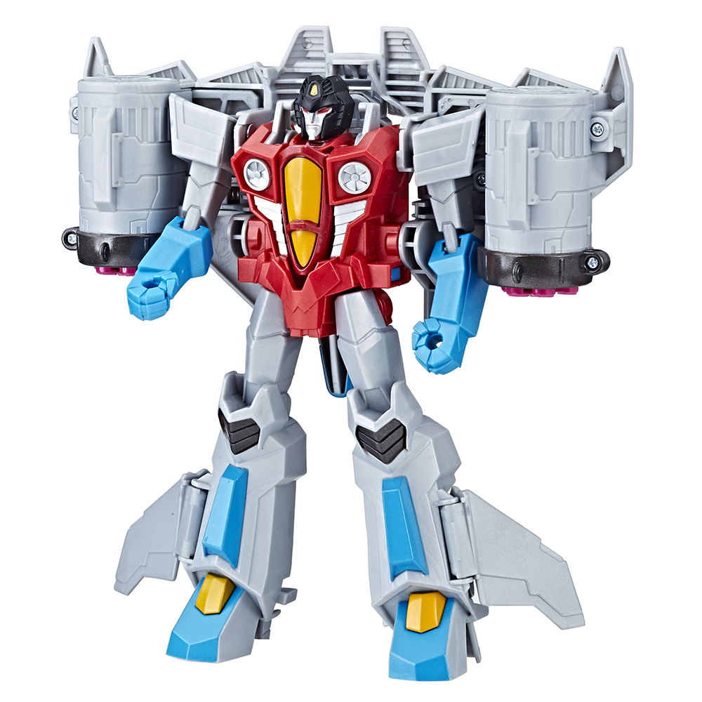 Figurina Transformars - Cyberverse Action Attackers Ultra