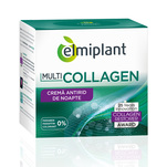 Crema de noapte Elmiplant Multi Collagen 50 ml