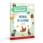 Montessori - Animale de la ferma