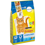 Friskies Sterilised cu somon, 1.5Kg