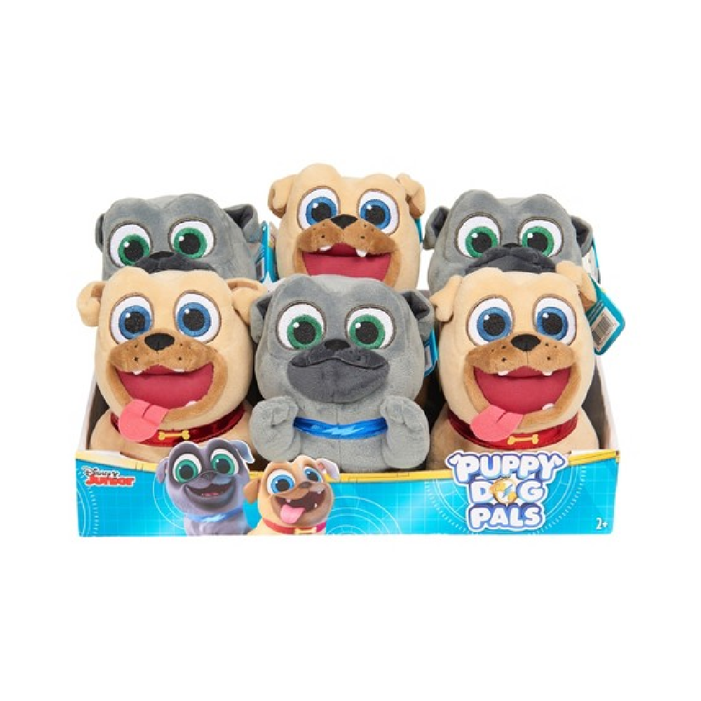 Plusuri Puppy Dog Pals