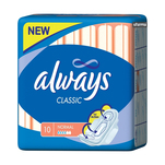 Absorbante Always Maxi Normal Plus, 10 bucati