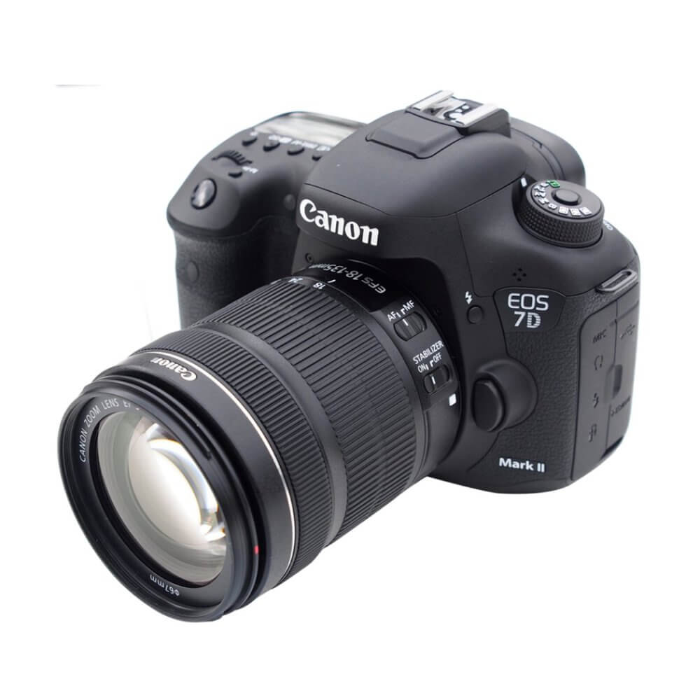 Camera foto Canon EOS 7D Mark II 18-135mm IS STM