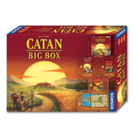 Joc de societate Catan - Big Box