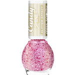 Top Coat Miss Sporty Candy Shine, 005 Lolli Pink, 7 ml