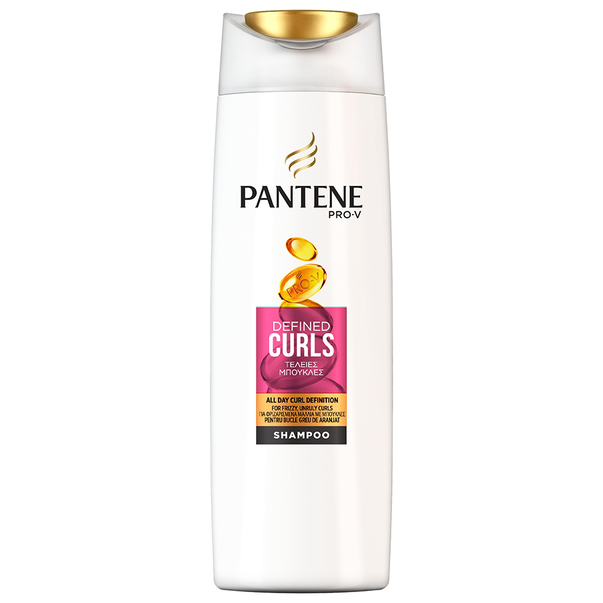 Sampon Pantene Pro-V Defined Curls pentru bucle rebele, 360 ml