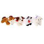 One two fun - Animalute de plus ferma 35 cm, diverse modele