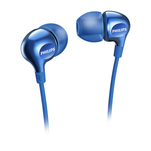 Casti in ear Philips Vibes SHE3700BL cu fir si difuzoare de 8.6mm