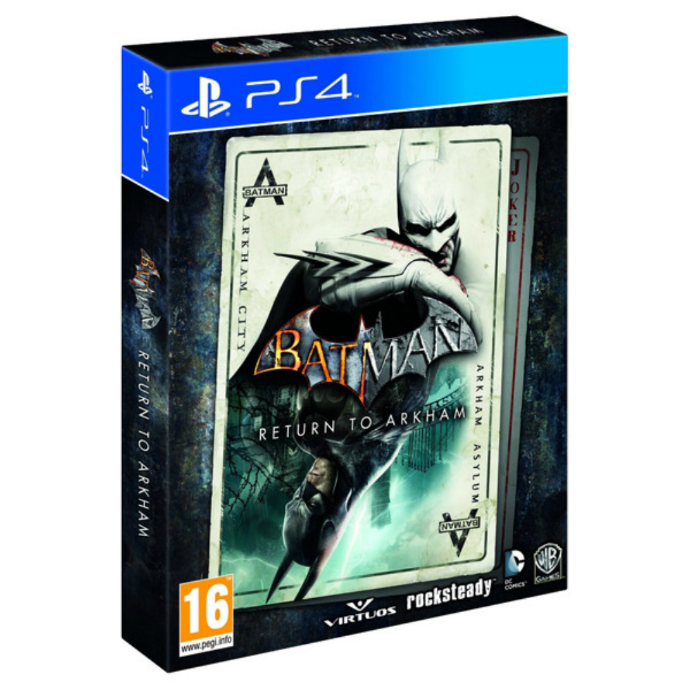 Joc Batman return to Arkham pentru Playstation 4