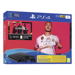 Consola Sony Playstation 4 cu joc FIFA20, controller extra si vocher Playstation Plus