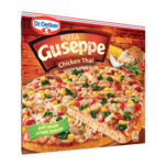 Pizza Dr.Oetker cu pui si curry, 375 g