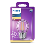 Bec LED Classic Philips 40W P45 E27 WW CL ND RF1BC/6