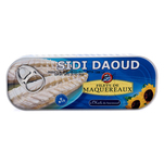 File de macrou in ulei Sidi Daoud 170 g