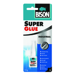 Adeziv cianoacrilat Bison Super Glue Professional 7.5ml