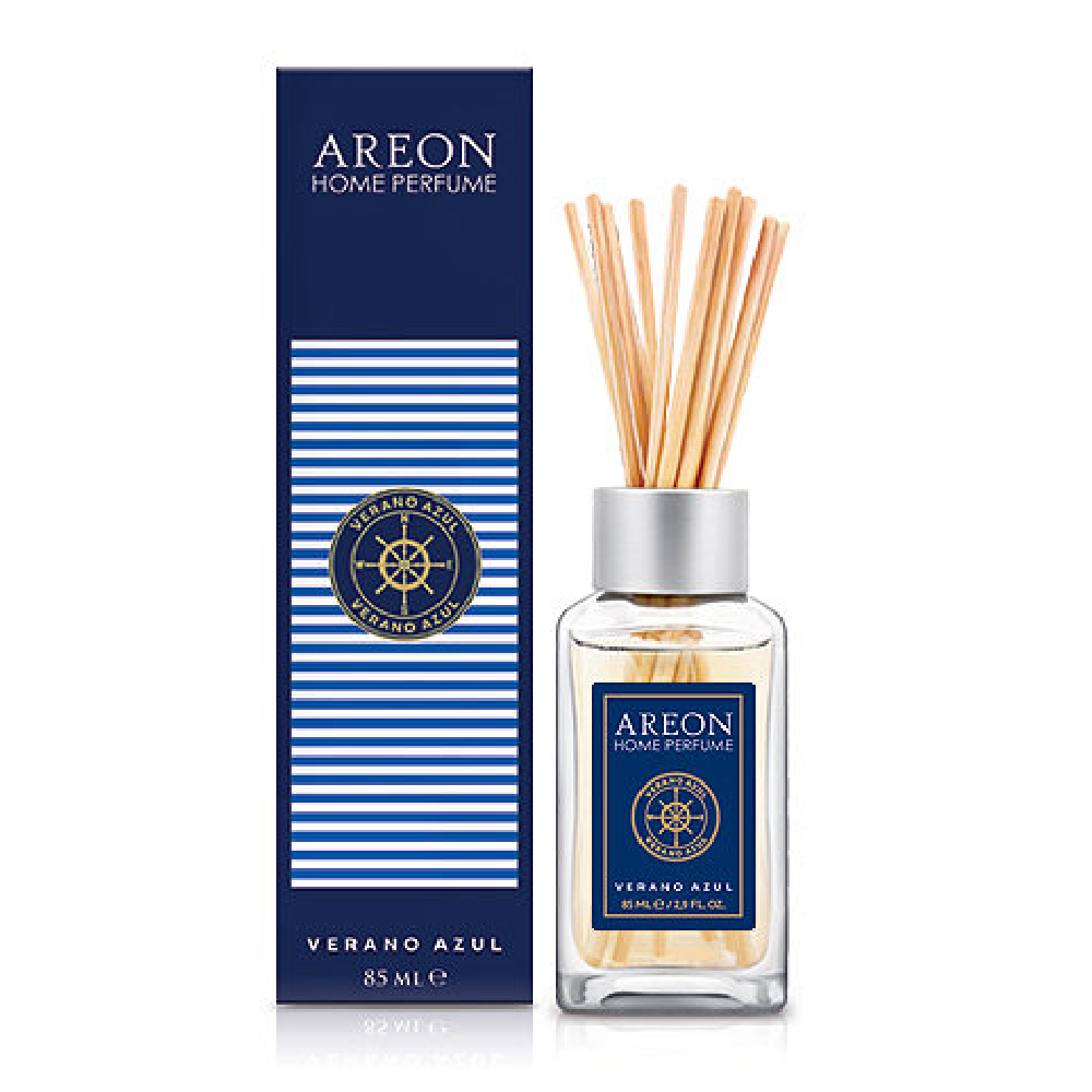 Parfum de camera cu betisoare Areon Home Perfume Verano Azul 85ml