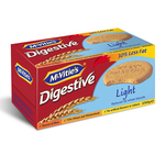 Biscuiti McVities Digestive Light 250 g