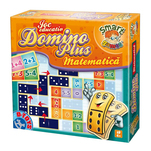 Joc educativ D-Toys - Domino Plus, matematica