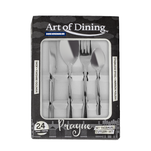 Set tacamuri 24 piese Art of Dining Heinner New York / Prague