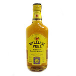 Scotch whiskey William Peel 0.5 l