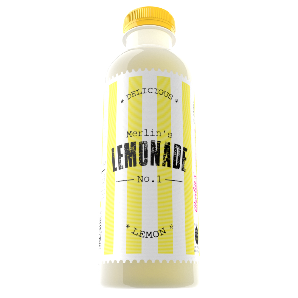 Limonada no.1 Merlin`s, 0.6 l
