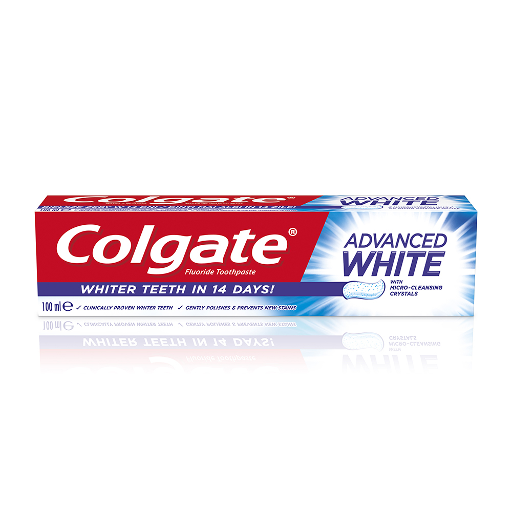 Pasta de dinti Colgate Advanced White 100 ml