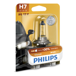 Bec far auto Philips Vision H7 12V 55W cu halogen