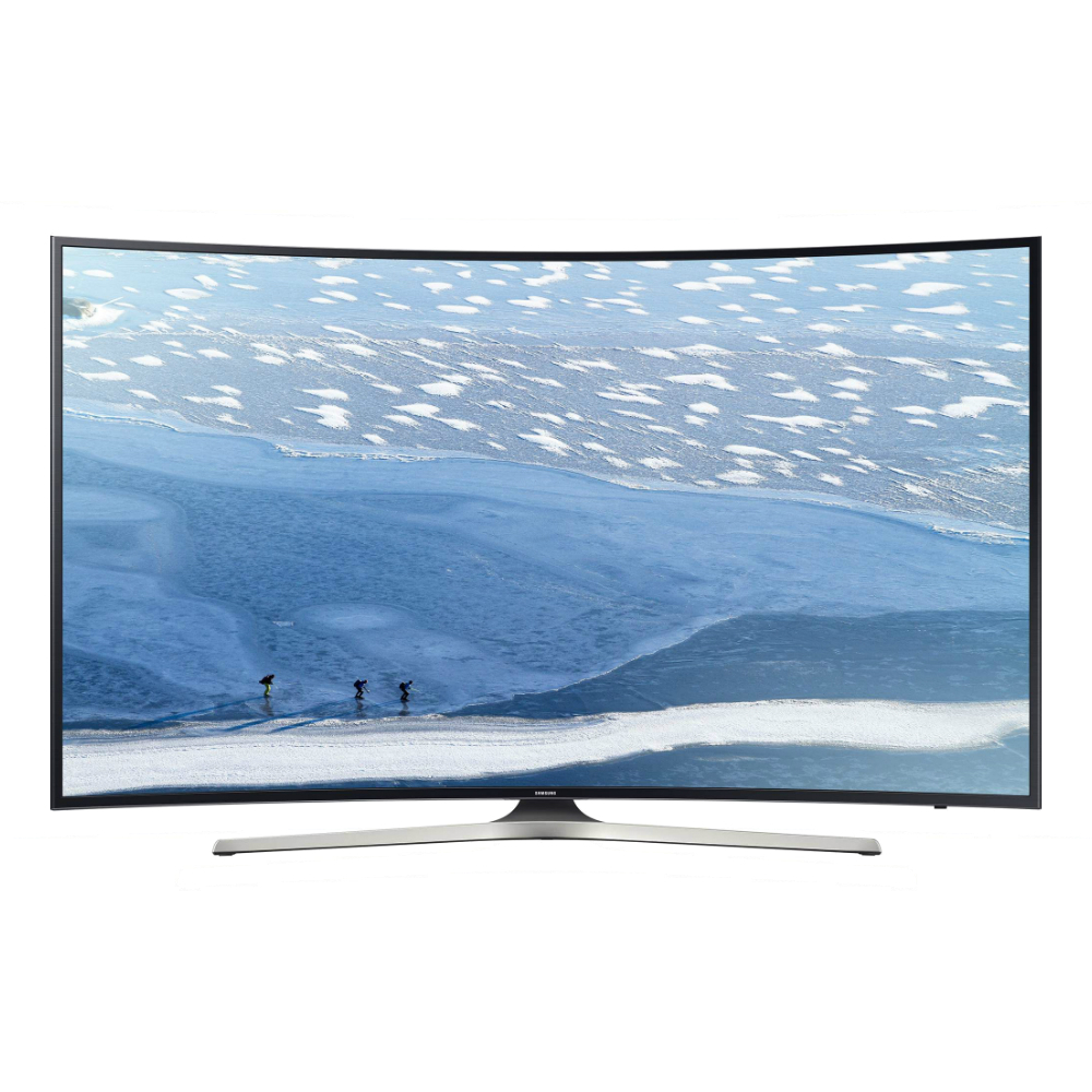Televizor LED Smart Curbat Samsung, 101cm, UE40KU6172U, 4K Ultra HD