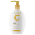 Lapte de corp tonifiant cu ingrediente vegetale Cosmia 250ml