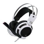 Casti gaming Omega Varr OVH4050W over the ear cu microfon