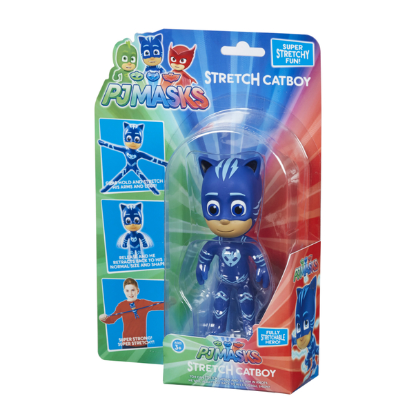 Figurina stretch PJ Masks - Catboy