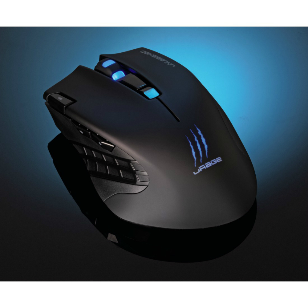 Mouse gaming fara fir Hama uRage unleashed