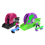Jucarie Skate 2 pack - Mov si roz