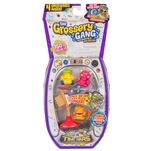The Grossery Gang s5 - Set 3 figurine + wc