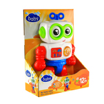 One Two Fun - Robot cu sunet/lumini