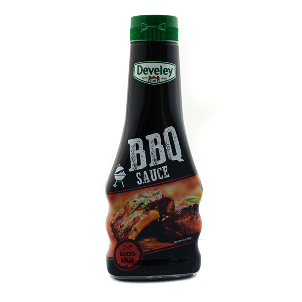 Sos barbeque Develey, 250 ml