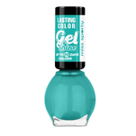 Lac de unghii Miss Sporty Lasting Colour, 573 Turquoise Paradise, 7 ml