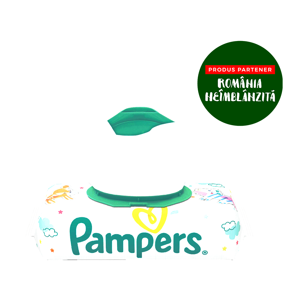 Servetele Pampers Baby Sensitive, 56 bucati