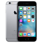 Telefon Apple iPhone 6s cenusiu 4G cu memorie de 128GB