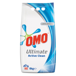 Detergent pudra Omo Ultimate Active Clean 8 kg