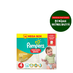 Scutece Pampers Premium Care Pants, Mega Box 4 Maxi, 8-14 Kg, 66 bucati