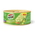 Crema tartinabila vegetala Mandy cu broccoli 120 g