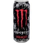 Bautura energizanta Monster assault 0.5 L