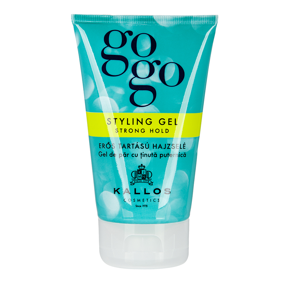 Gel de par Go Go Strong Hold 125 ml