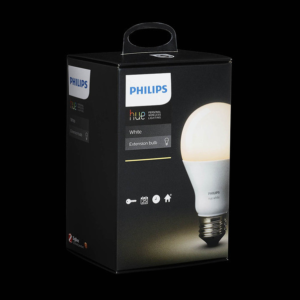 Bec LED economic alb Philips Hue 9.5W
