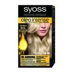 Vopsea de par permanenta pe baza de ulei Syoss Color Oleo 10-50 Blond Cenusiu