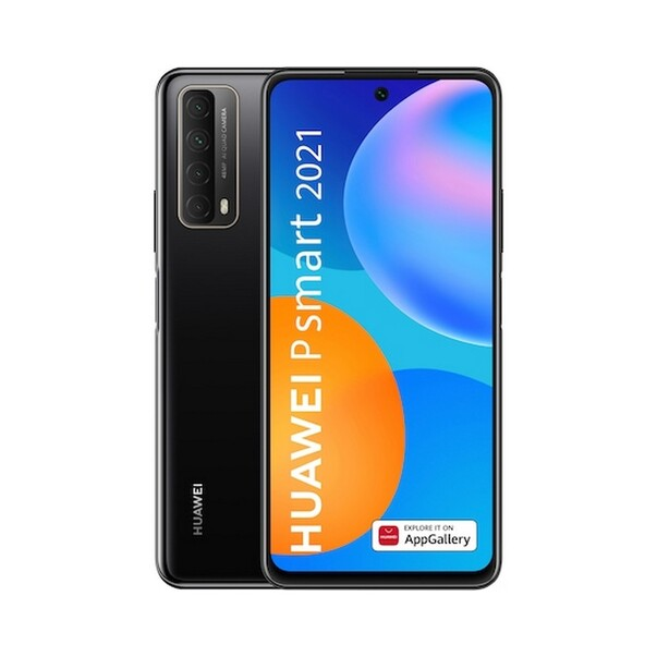 Telefon Huawei P Smart 2021 DS Midnight Black LTE