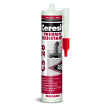 Silicon Ceresit Heat Resistant Red CS28 300 ml