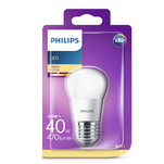 Bec LED Philips 40W P45 E27 WW FR ND RF 1BC/6